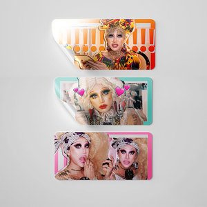 Youtube Thumbnail Sticker Set
